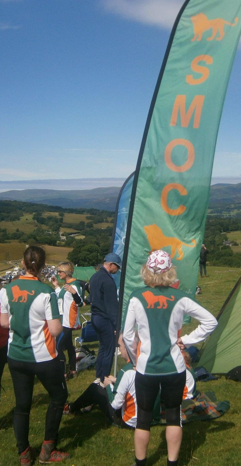 SMOC at the Welsh 5 Day.