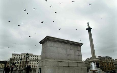 4th plinth.